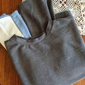 🧚♀️3/45 ZARA Sweater Colour Block w/ Bell Sleeve